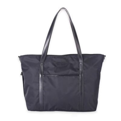 Stellakim Renee Diaper Tote Black - Stellakim Diaper Bags