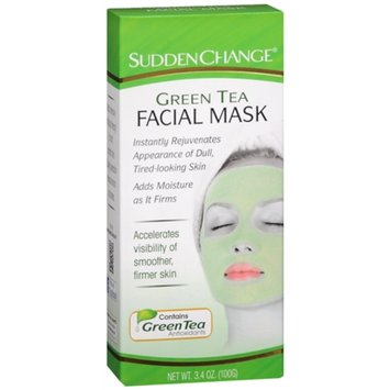 Sudden Change Green Tea Facial Mask