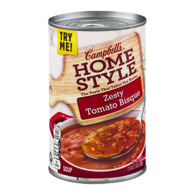 Campbell's Homestyle Soup Zesty Tomato Bisque