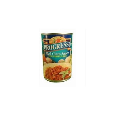 Progresso B81620 Progresso, Sauce Clam Red -12x10. 5oz