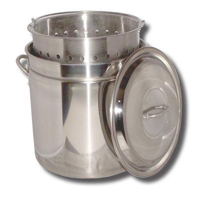 King Kooker Stainless Steel Boiling Pot, 36 qt.