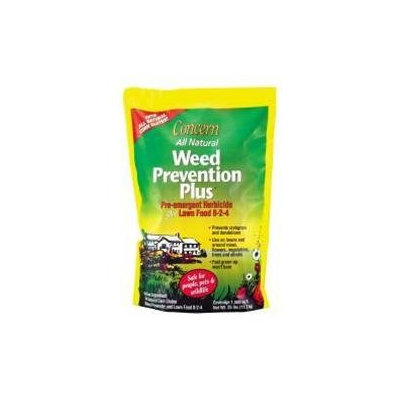 Woodstream Concern 25# Weed Prevention Plus 8-2-4