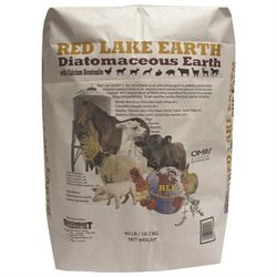 Absorbent Products W102 Red Lake Diatomaceous Earth