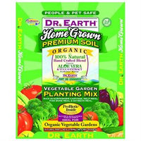 Dr Earth Soils 022057 Dr. Earth Home Grown Vegetable Planting Mix