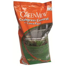 Lebanon Greenview Crabgrass Control Plus Lawn Food with GreenSmart 22-0-4 with Dimension, 15M