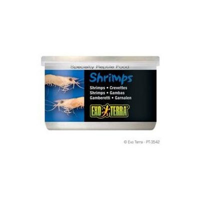 RC Hagen PT3542 Exo Terra Canned Shrimps for Turtles, 1.2 oz
