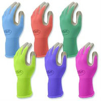 Bellingham Glove Medium Nitrile Garden Gloves Assorted