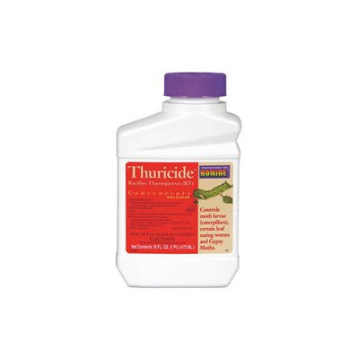 Bonide Products Thuricide Bt Concentrate Pint