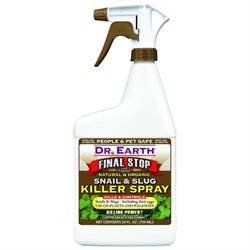 Dr. Earth Organic Snail & Slug Killer - 24 fl oz