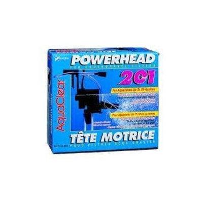 AquaClear Powerhead (UL Listed) Size: 20 (127 GPH)