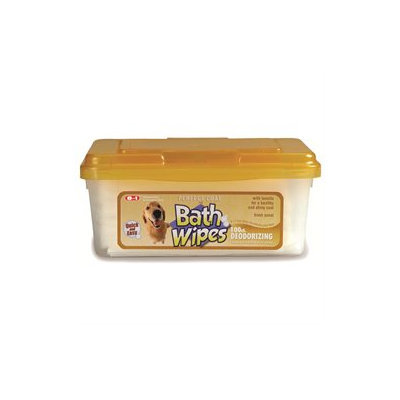 8 In 1 Pet Products DEOJ7141 Bath Wipes Deodorizer