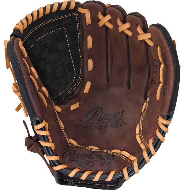 "Rawlings Sporting Goods, Co. Rawlings Player Preferred 11.5"" Youth Baseball Glove LH"