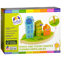 Boikido Stack and Count Shapes