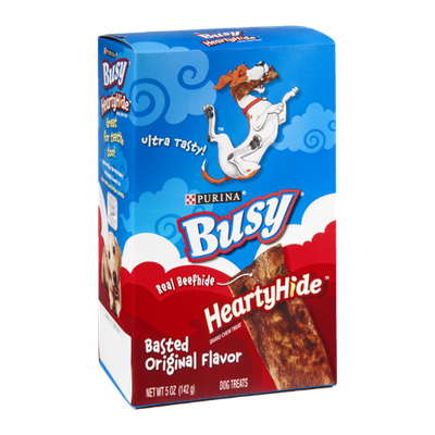 Purina Busy Heartyhide Dog Treat With Real Beefhide