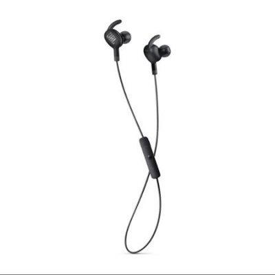 Harman Multimedia Jbl - Everest 100 Wireless Earbud Headphones - Black
