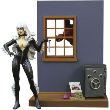 Diamond Selects Toys Diamond Select Toys Marvel Select Black Cat Action Figure