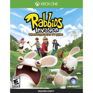 Rabbids Invasion: The Interactive TV Show PRE-Owned (Xbox One)