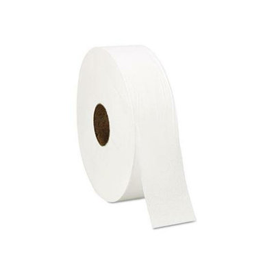 Windsoft Super Jumbo Roll One-Ply Bath Tissue