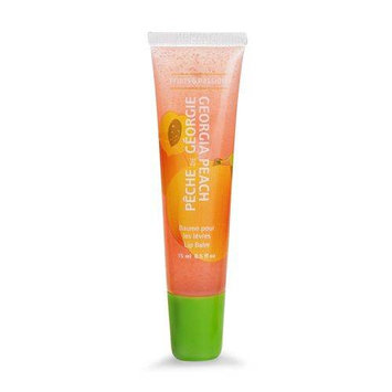 Fruits & Passion Lip Balm, Georgia Peach