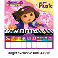 Publications International Piano Book Dora Rocks!