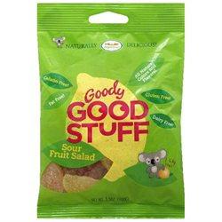 Goody Good Stuff Sour Fruit Salad Gummies, 3.5 oz