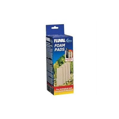 Hagen Fluval Fluval Foam Pads 4 Plus: 4 Pack