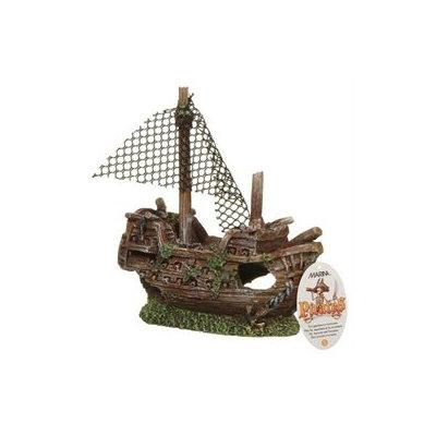 RC Hagen 12173 Marina Ornament Sunken Galleon Small