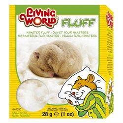 RC Hagen 61280 Living World Hamster Fluff, 1 oz