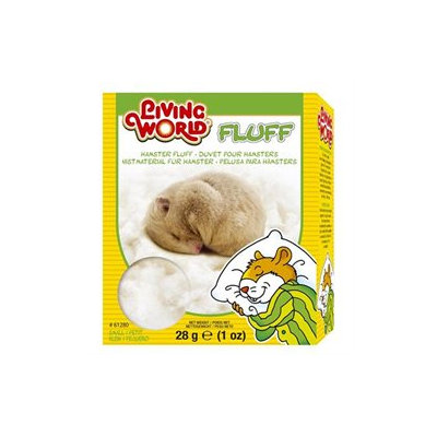 RC Hagen 61280 Living World Hamster Fluff, 1 oz