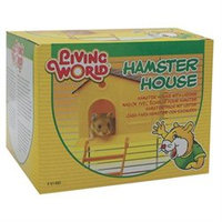 RC Hagen 61480 Living World Hamster House, with Step Ladder