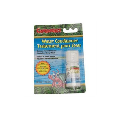 RC Hagen 18021 Crabworx Water Conditioner 1 oz