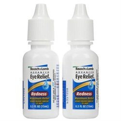 Bausch & Lomb Advanced Eye Relief Redness Maximum Relief Drops