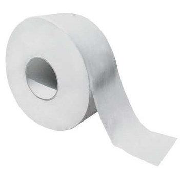 TOUGH GUY 36P066 Toilet Paper, Jumbo,2 Ply,12 In, PK6