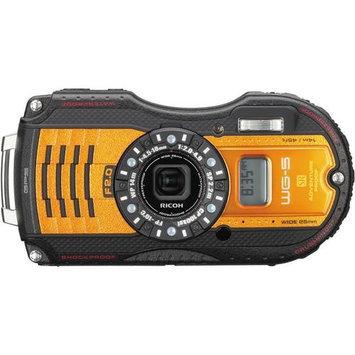 Ricoh WG-5 GPS 16MP F 2.0 Underwater Tough Digital Camera - Orange