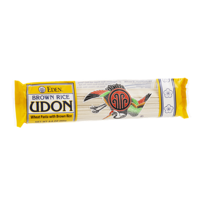 Eden Udon Pasta Wheat With Brown Rice