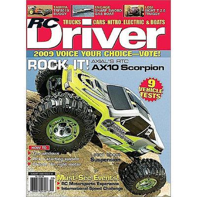 Kmart.com RC Driver Magazine - Kmart.com