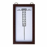 Trademark Games Dry Erase Dart Board Cricket Scoreboard, Ages 10+, 1 ea