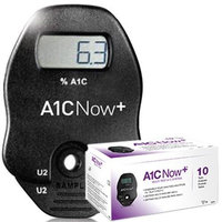 A1cNow Monitor Plus 10 tests