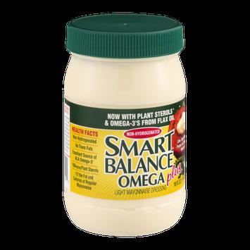 Smart Balance Omega Plus Light Mayonnaise Dressing