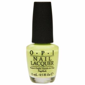 Opi OPI Nail Lacquer Neons Collection, Life Gave Me Lemons, .5 fl oz