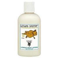 V'Tae Lizard Luster Lemony Body Lotion, 8oz Pump
