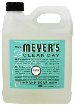 Mrs Meyer's Clean Day  Liquid Hand Soap Refill Basil
