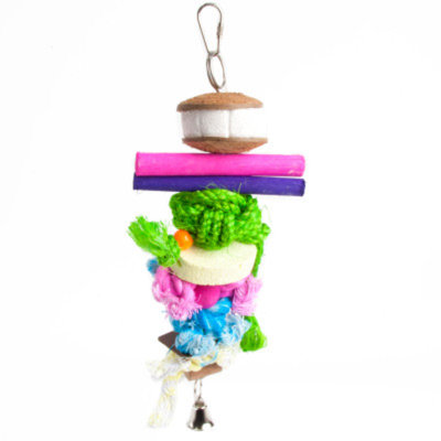 Prevue Pet Products Bodacious Bites Mineral Bird Toy