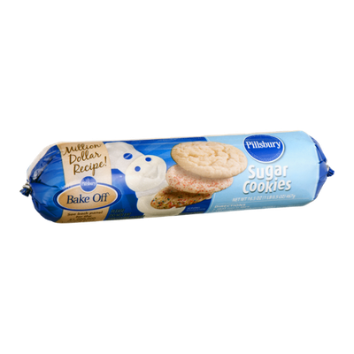 Pillsbury Sugar Cookies Cookie Dough