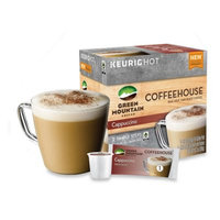 Keurig K-Cup Pack 9-Count Green Mountain Coffee Coffeehouse Cappuccino