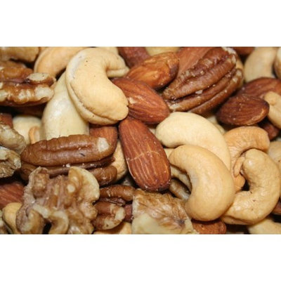 Candy Express Deluxe Mixed Nuts Roasted And Salted, 5 Lbs