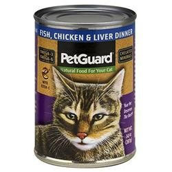 PetGuard Dinner - Fish, Chicken & Liver