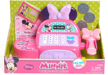 Just Play Disney Minnie Mouse Cash Register