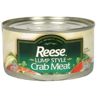 Reese Lump Style Crabmeat, 6-Ounce Units (Pack of 4)