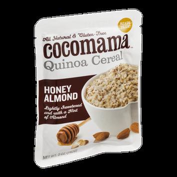 Cocomama Quinoa Cereal Honey Almond